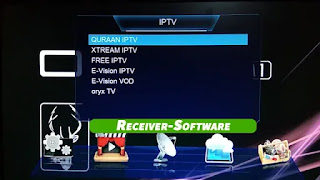 Oryx M1 1506t 512 4m IPTV Software