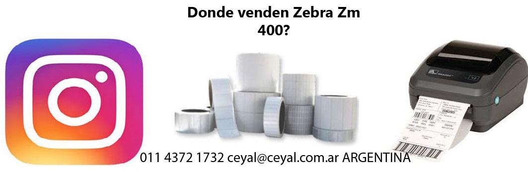 Zebra etiquetas Belgrano