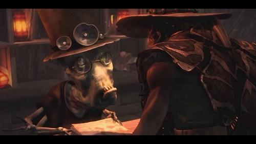 Oddworld Stranger's Wrath Launch Trailer