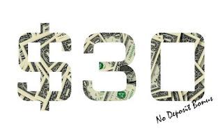 FXQM $30 Forex No Deposit Bonus