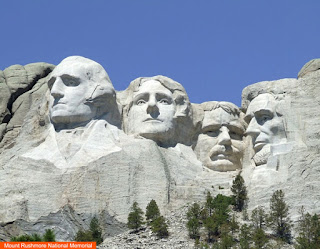 Cover Photo: Mount Rushmore National Memorial
