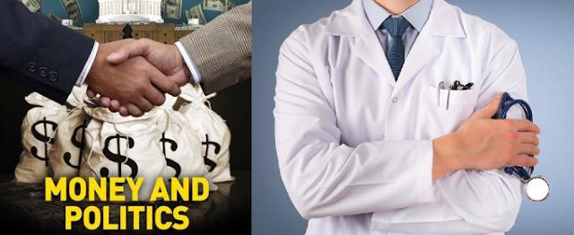 Pasuria milionëshe e politikanëve ndërsa paga e mjekut më e vogël se e shoferit të politikanëve
