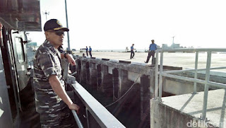 TNI AL dan Tentara Malaysia Patroli Bersama di Selat Malaka - Commando