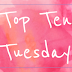 Top Ten Tuesday: Books on my Fall 2018 TBR