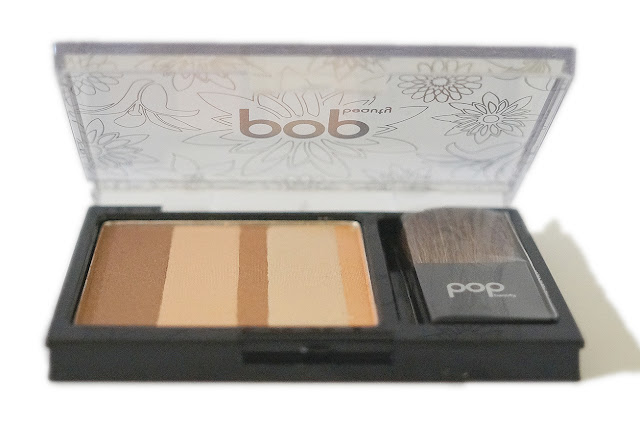 POP BEAUTY Bronze Beam in Peach Bronze