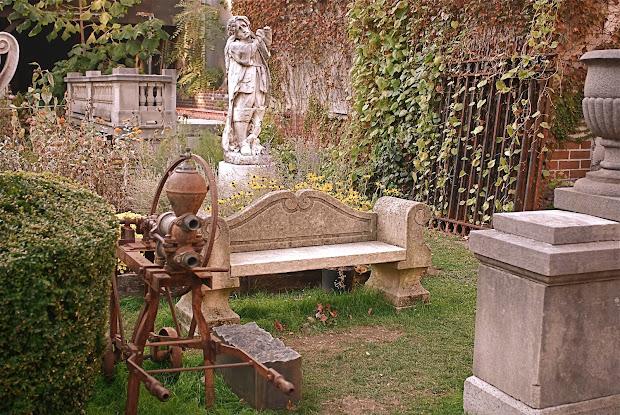 Nyc Elizabeth Street Sculpture Garden