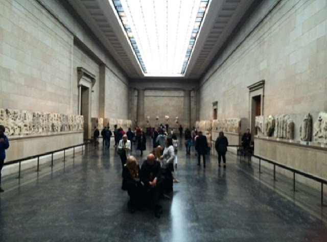 10 points on why the return of the Parthenon Sculptures is a rightful demand