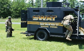 K-9 and Bossier Parish SWAT arrest Haughton suspect who barricaded himself