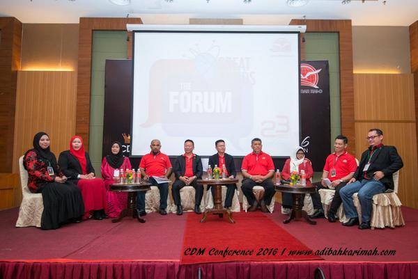 forum bersama barisan pemimpin shom