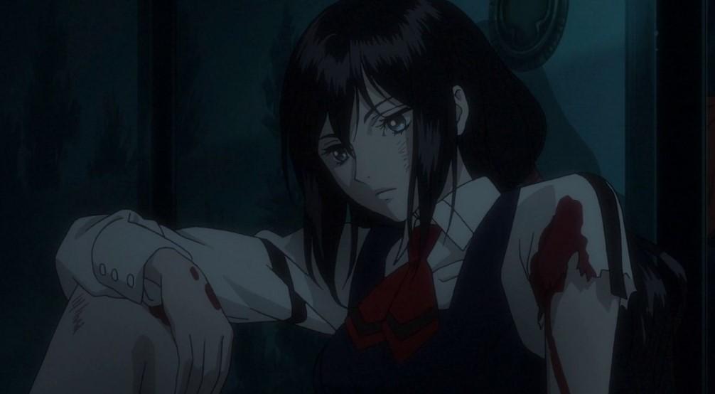 Blood-C Anime
