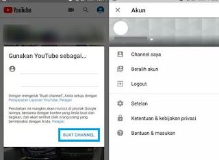 cara berpenghasilan dari youtube