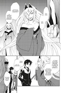 Manga shonen - Seraph of the end - Glenn Ichinose - un dessin shonen et des personnages féminins sexy