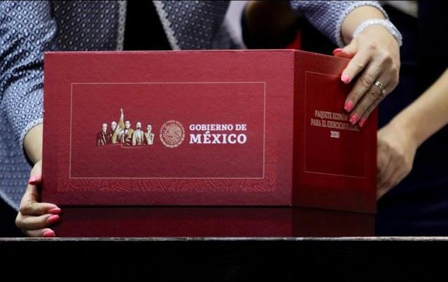 Hacienda prevé un crecimiento de 2.0% y el dólar a 20 pesos para 2020