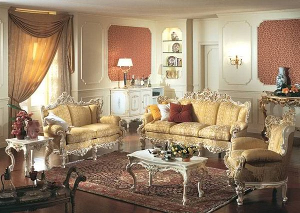 Make Your House A Home With Premium Living Room Furniture