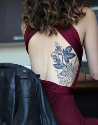 body tattoo design as the latest fashion accessory
