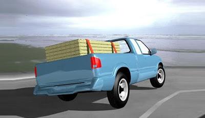 cara atasi mobil limbung