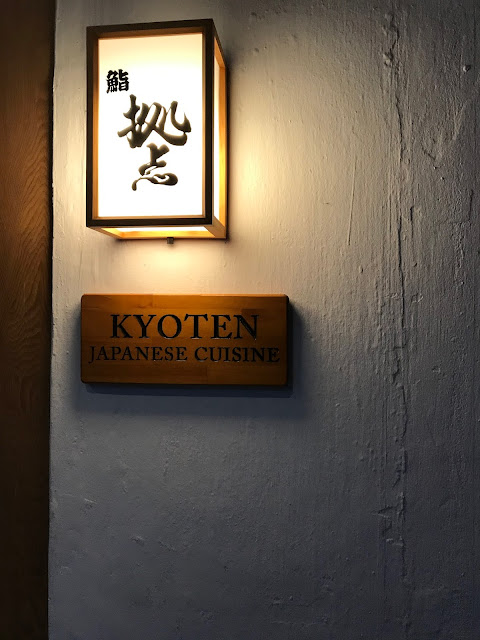 Kyoten Japanese Cuisine, Yong Siak Street
