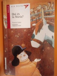 "¿Quién es Nuria"" - Literatura Infantil"