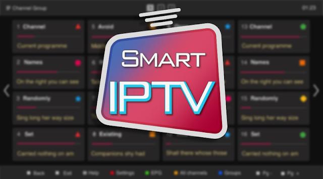 List Iptv Smart Tv Mobile Channels 02/09/2019