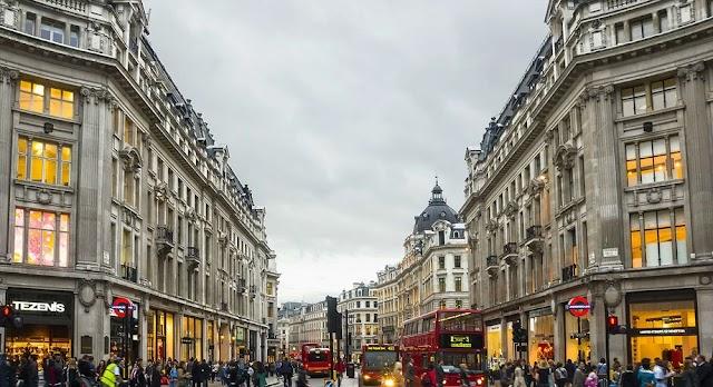 Around the World: London is a tourist's dream