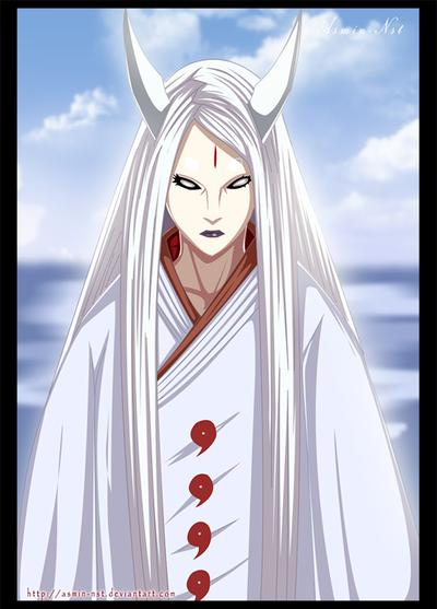 Naruto Character: Kumpulan Foto Kaguya Ohtsutsuki dan Fakta Kaguya Ohtsutsuki