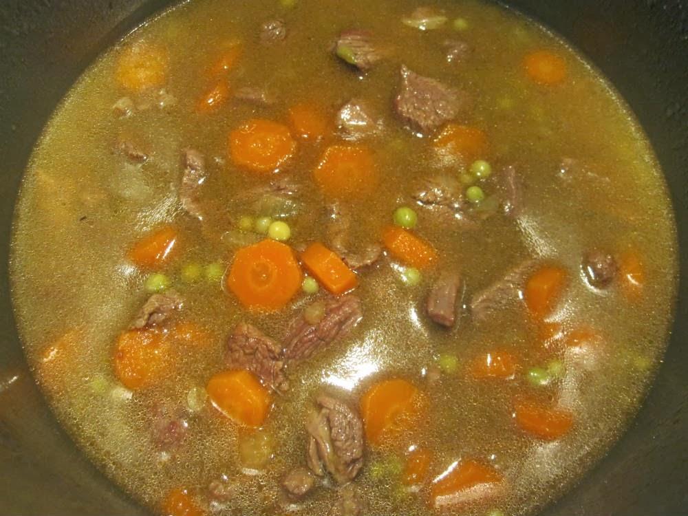 Carne en salsa fácil