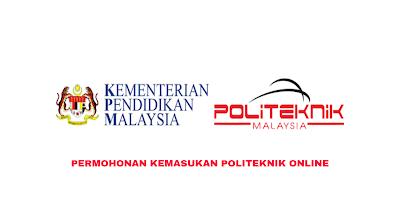Permohonan Politeknik 2020 Online (Jun & Disember)