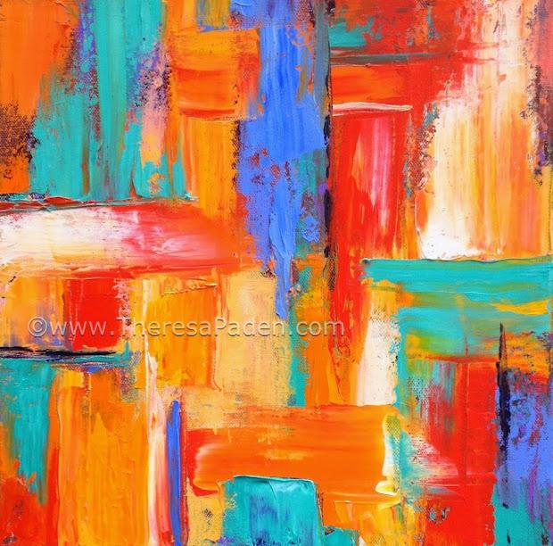 Colorful Southwestern Art