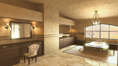 i13 Visions Bathroom Interior