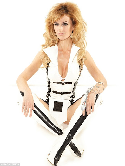 Katherine Kelly as Barbarella