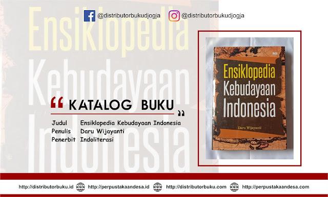 Ensiklopedia Kebudayaan Indonesia