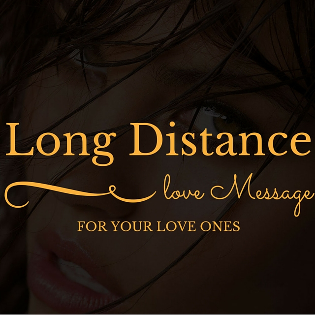 loving your long distance relationship