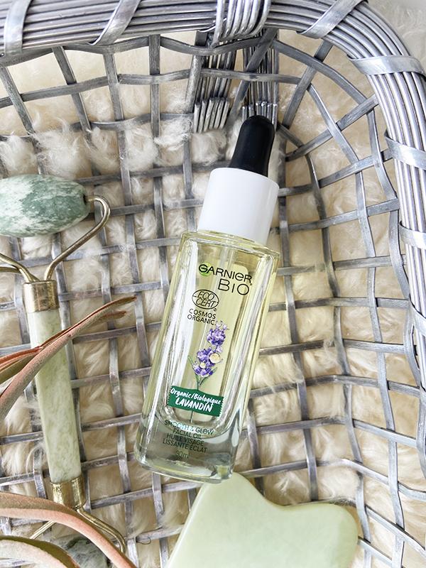 Garnier Bio Organic Lavandin Smooth & Glow Facial Oil