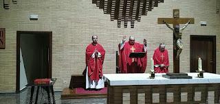 Celebración de la Pasión del Señor, Viernes Santo, 10-IV-20