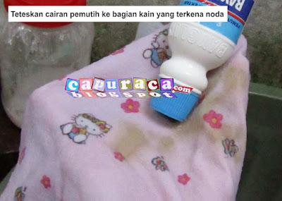 Tips cepat bisa membersihkan noda Pup pada pakaian Bayi