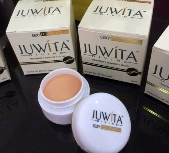Juwita Divine Sexy Foundation