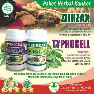 Obat Kanker Tumor Atau Miom Herbal De Nature Siap Dikirim