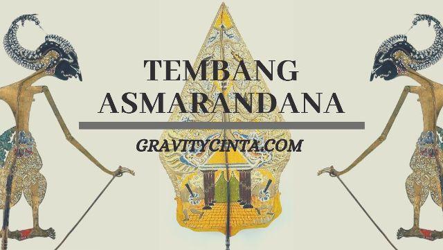 Tembang Asmarandana dengan Contoh dan Artinya Lengkap