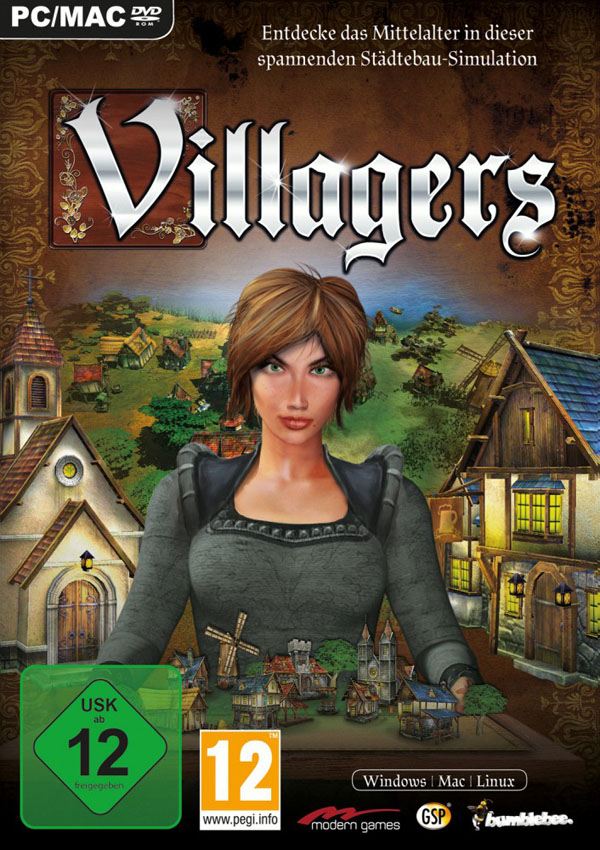 Villagers 2016 Game Download Cover