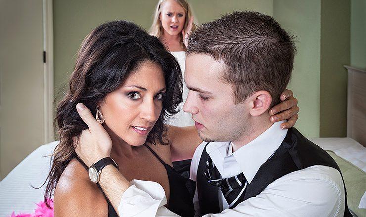Картинка Секс На Свадьбе