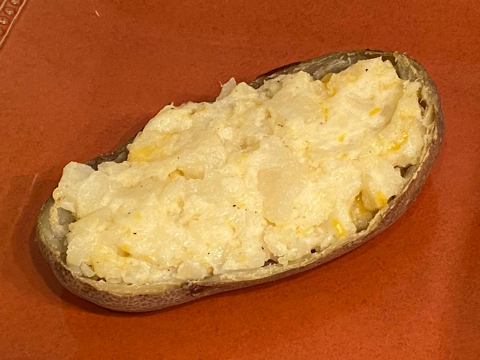 The Baker S Mann Twice Baked Potatoes