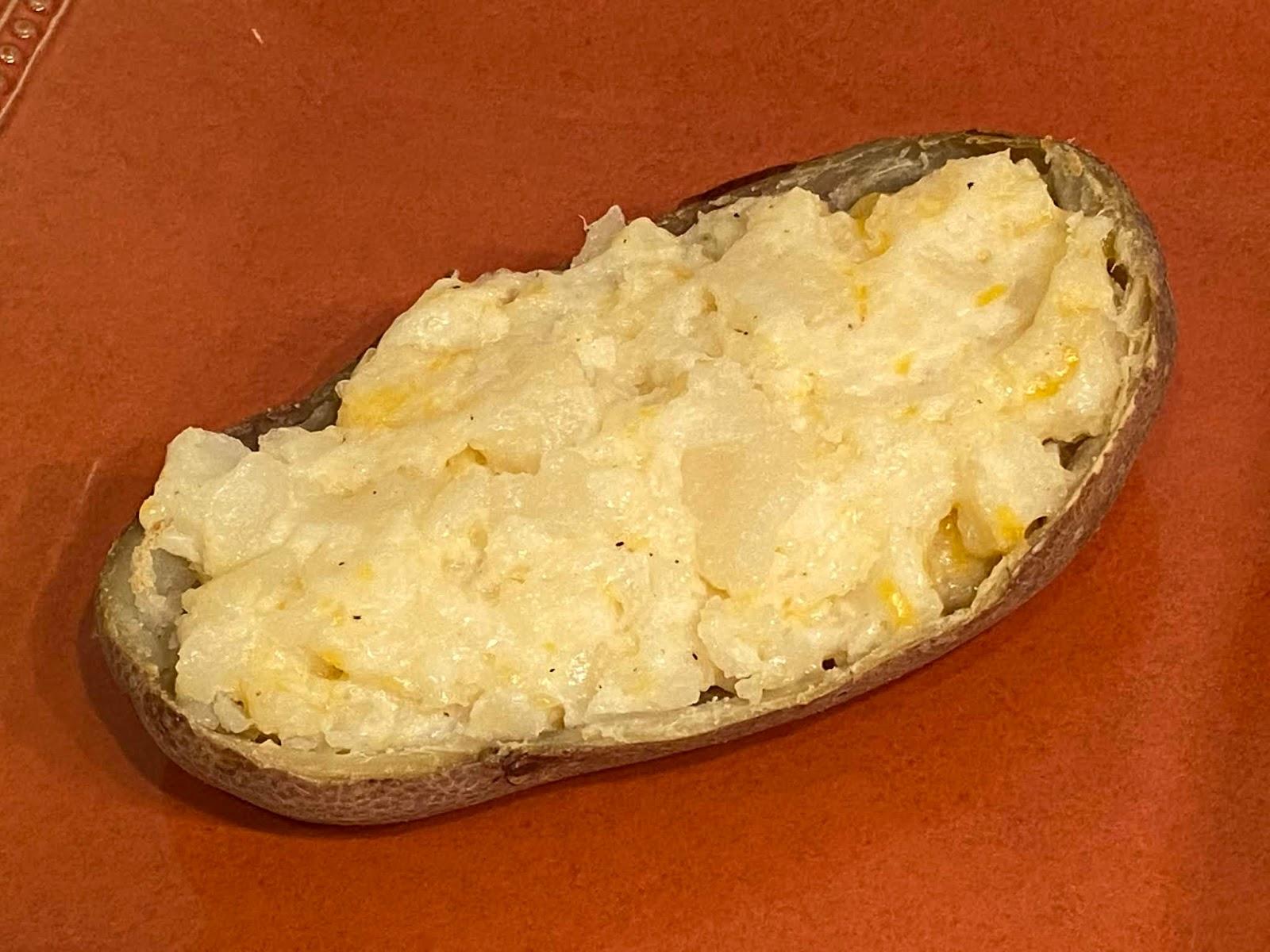 The Baker S Mann Twice Baked Potatoes
