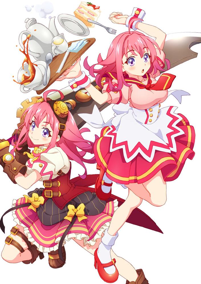 Pastel Memories recebe adaptação em anime