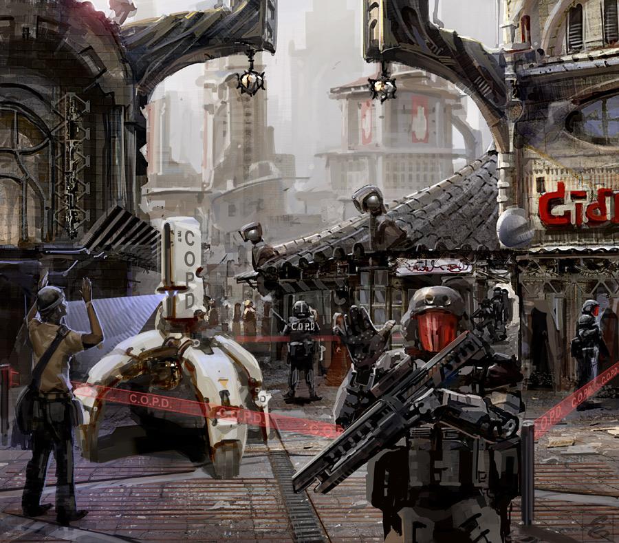 Tube Ship 2015 by jgranite on DeviantArt   Spaceship art ...  Science Conceptual Illustration