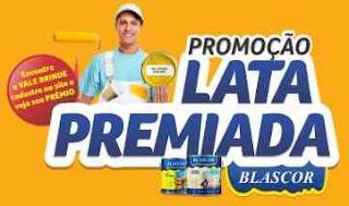 Cadastrar Promoção Blascor Lata Premiada Participar Prêmios