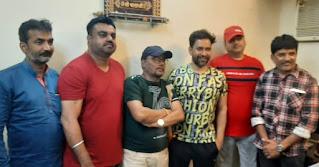 #JaunpurLive : जुबली स्टार दिनेशलाल यादव निरहुआ और प्रोड्यूसर प्रेम राय की किसान आंदोलन से प्रेरित फ़िल्म 'फसल' की म्यूजिक सिटिंग मुंबई में सम्पन्न