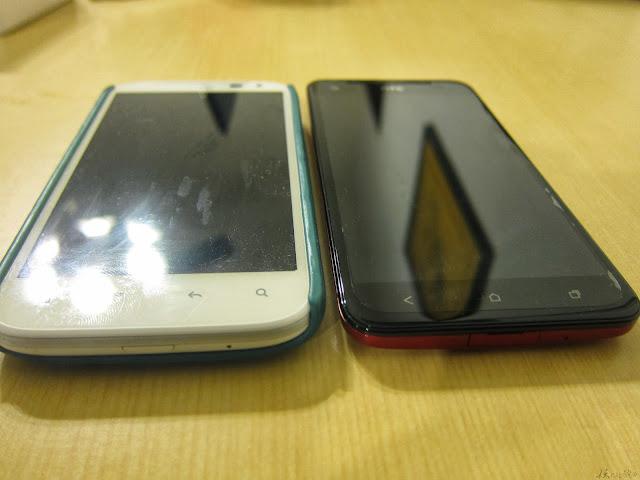 IMG 2190 - [開箱] HTC 蝴蝶機 Butterfly X920D 超美型5吋4核機!