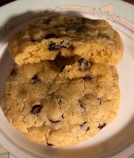 Cookies réalisés à partir de la préparation Classic Foods of America
