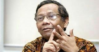 Mahfud MD Puji Tim Hukum Prabowo-Sandi Cerdik, Yakin Gugatan akan Diterima MK?