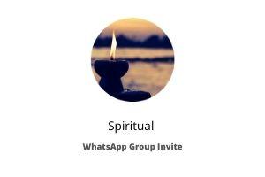 spiritual whatsapp group